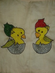 EMBROIDERY 3